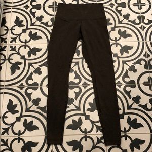 Brown LuluLemon Legging Size 8